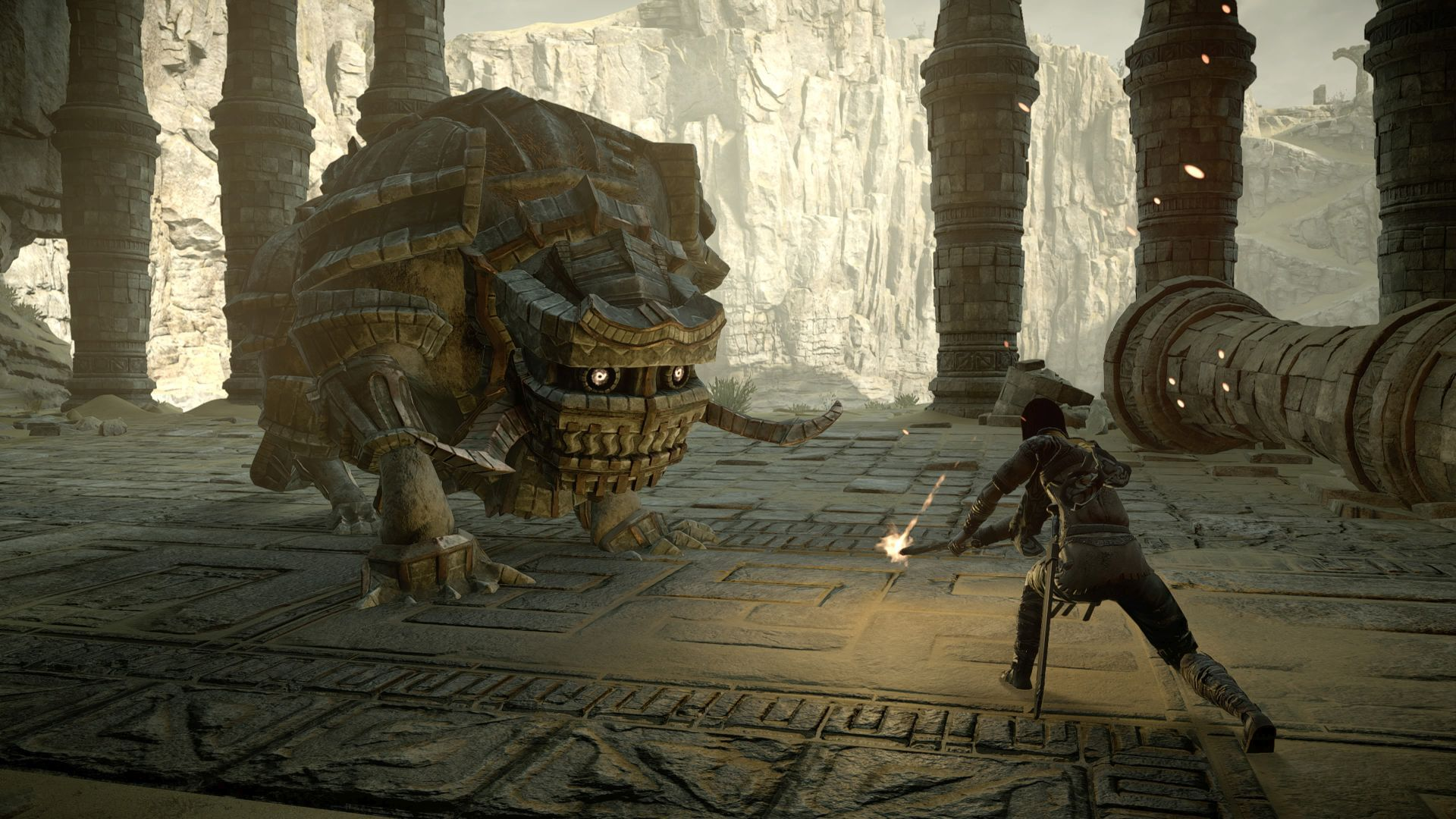 shadow of the colossus - HD1920×1080