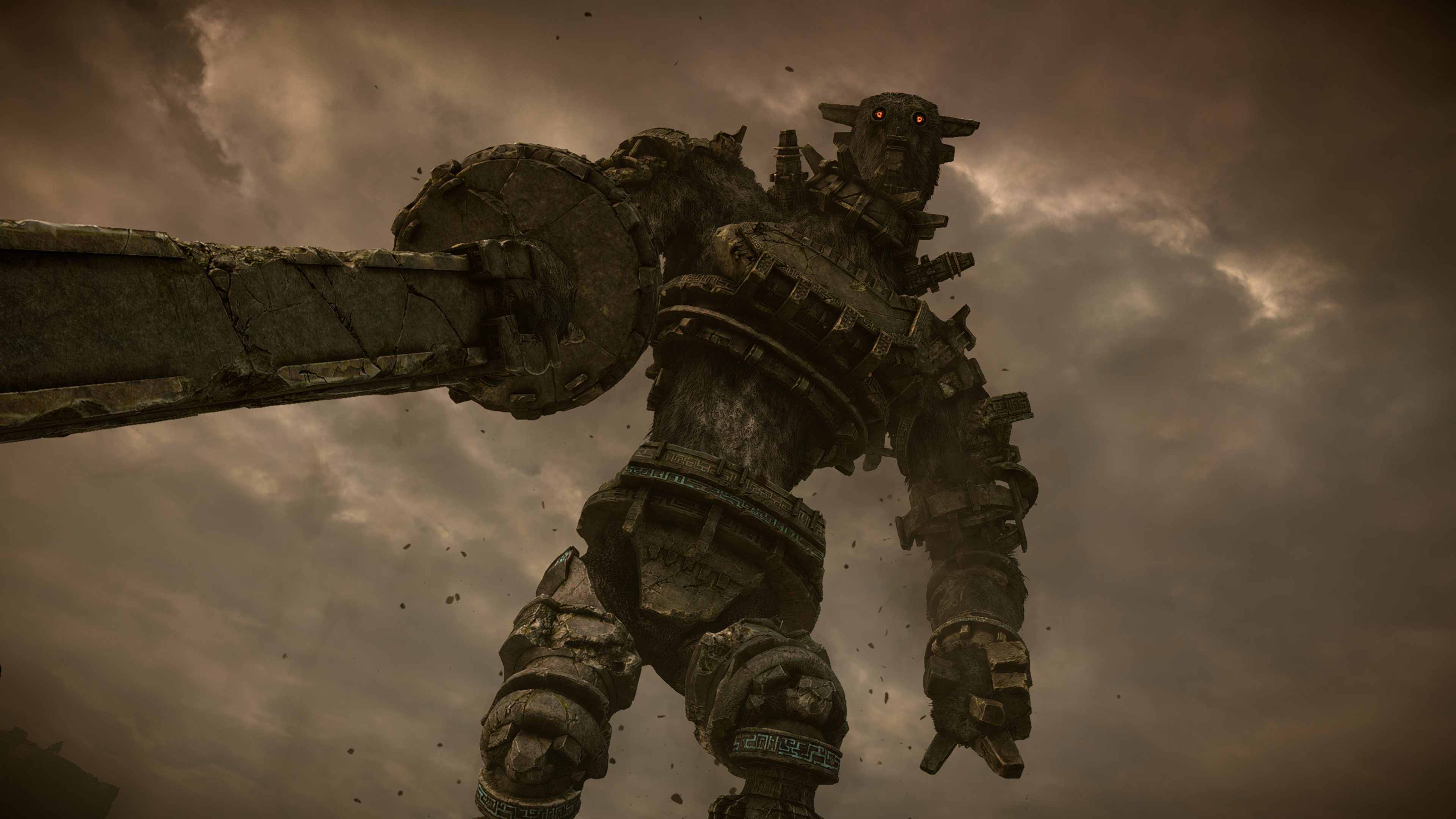 shadow of the colossus - HD3840×2160