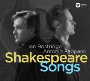 Ian Bostridge & Antonio Pappano - Shakespeare Songs (2016)