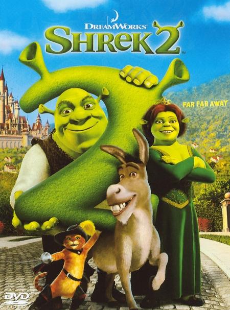 2004 Yapımı Şrek 2 Türkçe Dublaj Tek Link İndir