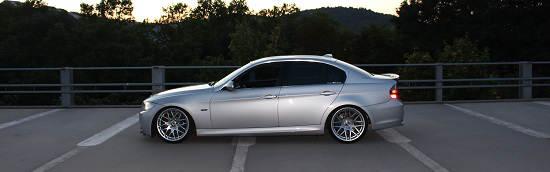 BMW BBS RS-II Felgen RS700 8,5x18 ET22 / RS701 10x18 ET25 + 235/40+