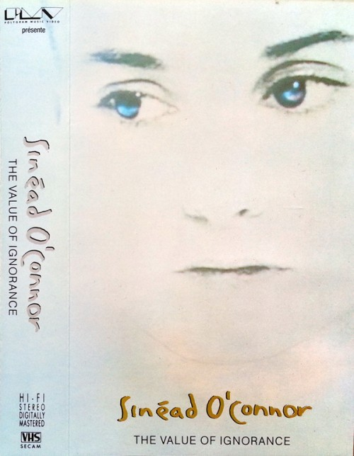 Sinead O'Connor – The Value Of Ignorance 1988 [DVDRip]