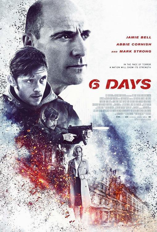 6 Gün – 6 Days (2017) Film İndir