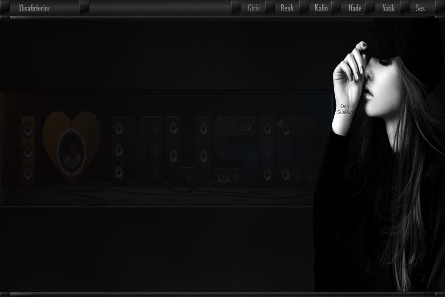 Siyah Beyaz Music Bayan
