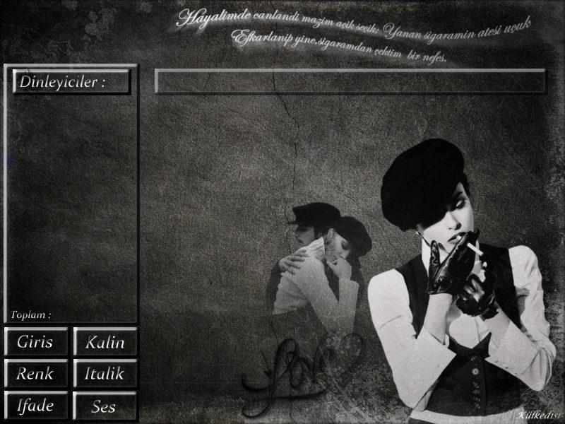 Külkedisi Flatcast Radyo Temaları - Siyah Beyaz Romantik Aşk Temaları,Nostalji Tema