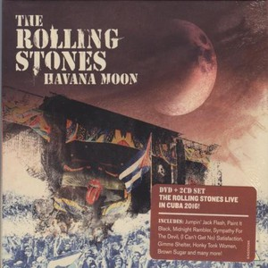 The Rolling Stones - Havana Moon (2016) [DVD9]