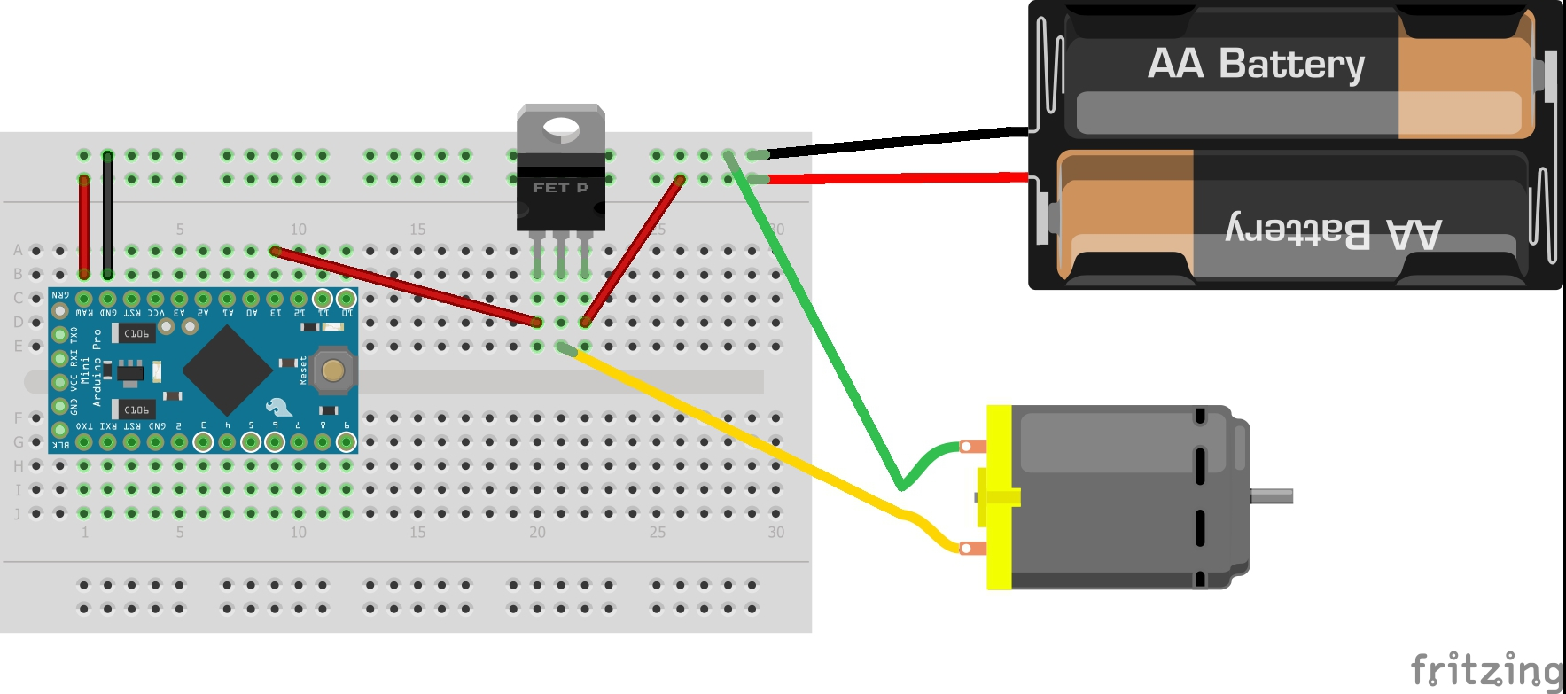 Problem While Using Nchannel And Pchannel Power Mosfet As A Switch