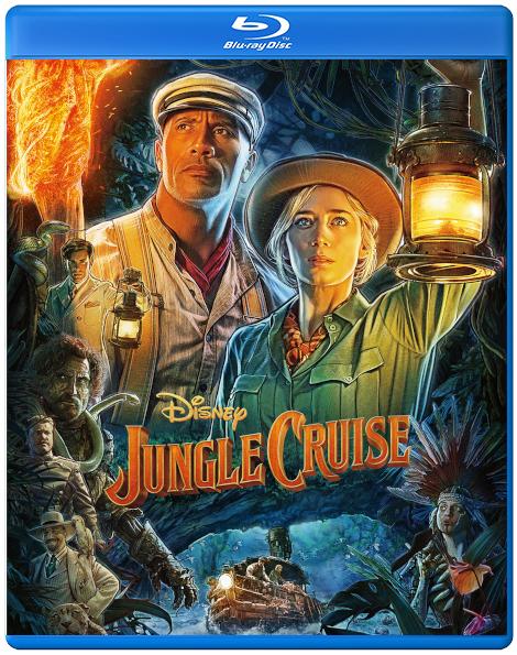 Jungle Cruise (2021) 1080p WEB-DL x265 HEVC-HDETG