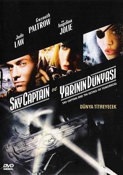 Sky Kaptan ve Yarının Dünyası - 2004 Türkçe Dublaj BRRip indir
