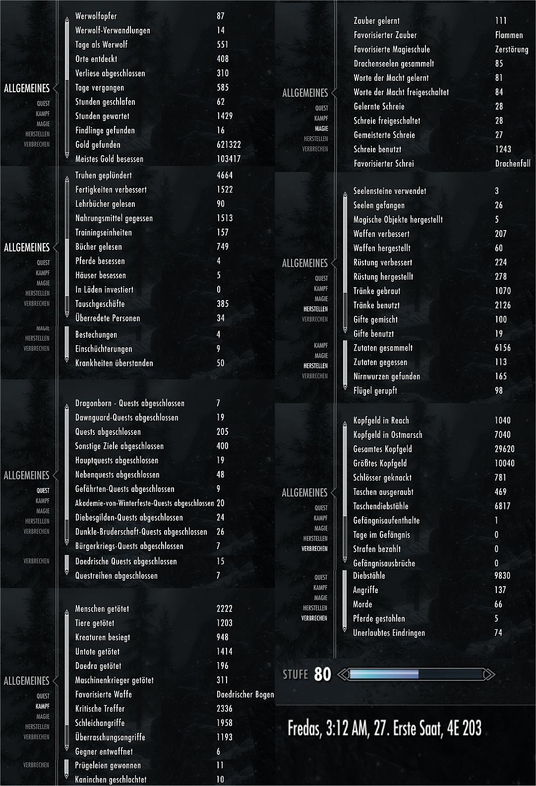 The Elder Scrolls V - Skyrim: [Archiv] - Seite 6 - Planet 3DNow! Forum