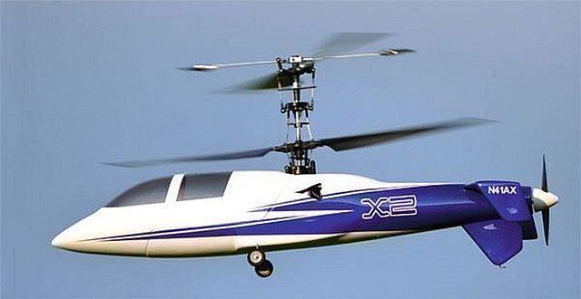 Sikorski X2 von Skyrush Skyrushsikorskyx2flugxbjkx