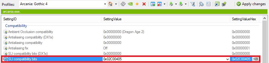 SLI - Kompatibilitätsbits - Sammelthread [Archiv] - 3DCenter Forum