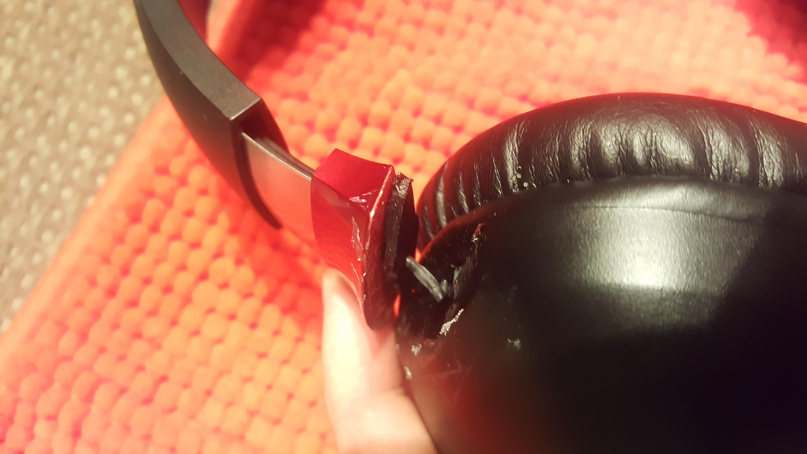 Sluchatka - Lepenie plastu