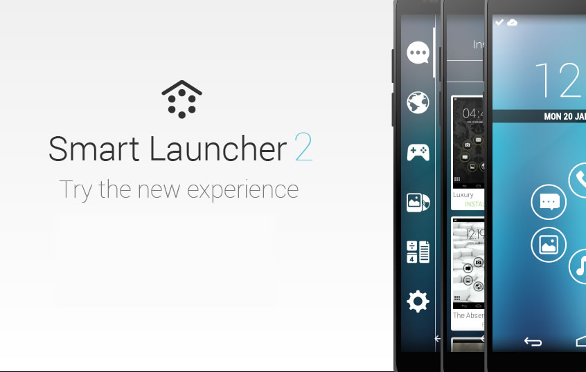 Smart Launcher Pro indir