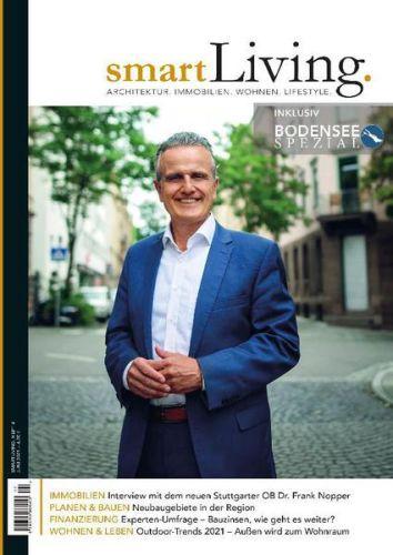 Cover: SmartLiving Magazin No 04 2021