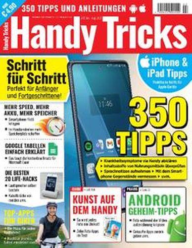 Cover: Smartphone Handy Tricks Magazin No 02 2021