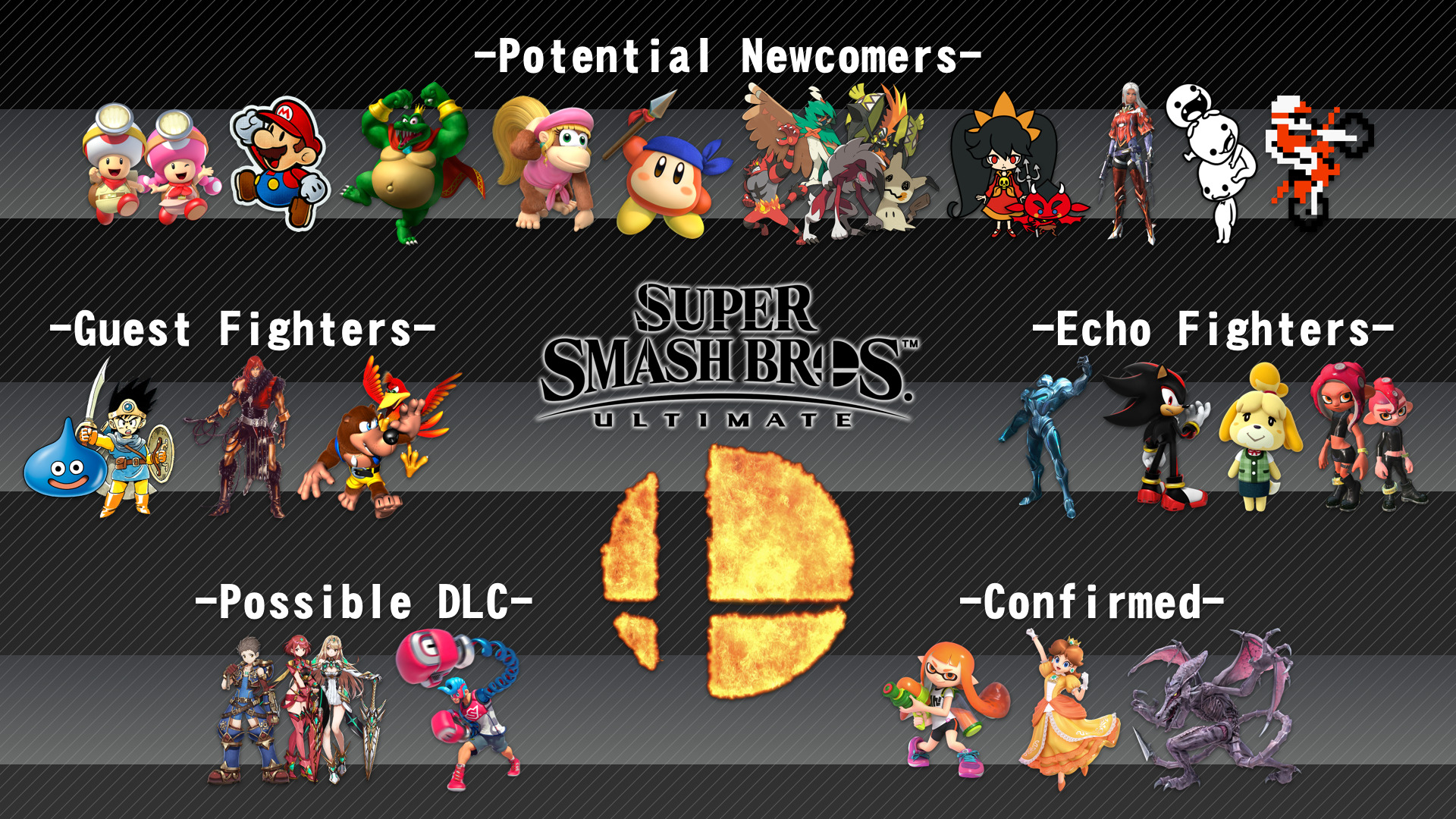 Super Smash Bros  Ultimate DT3 | News, Site Updates, and