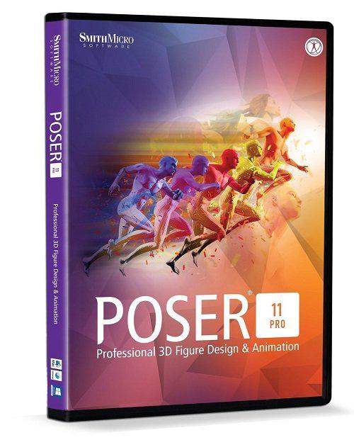 Smith Micro Poser Pro 11.0.5.32974 (Mac OS X)