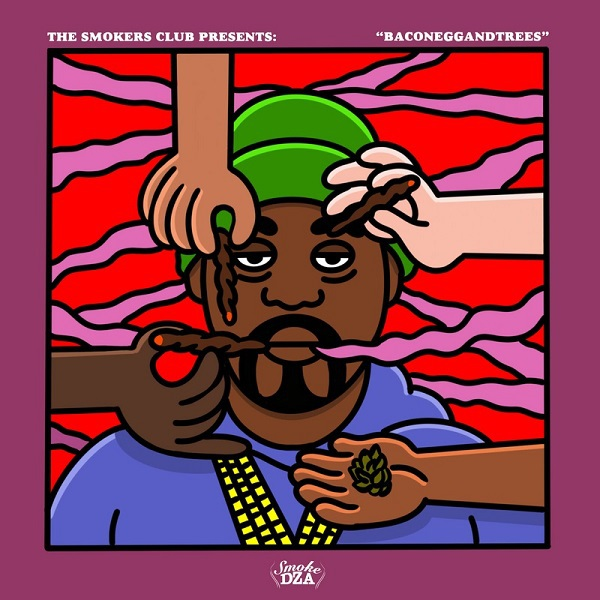 Smoke DZA - BaconEggAndTrees