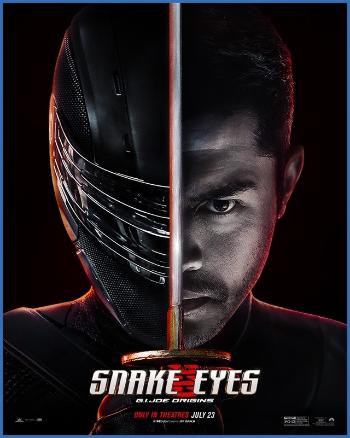 Snake Eyes 2021 1080p BluRay x264 TrueHD 7 1 Atmos-MT