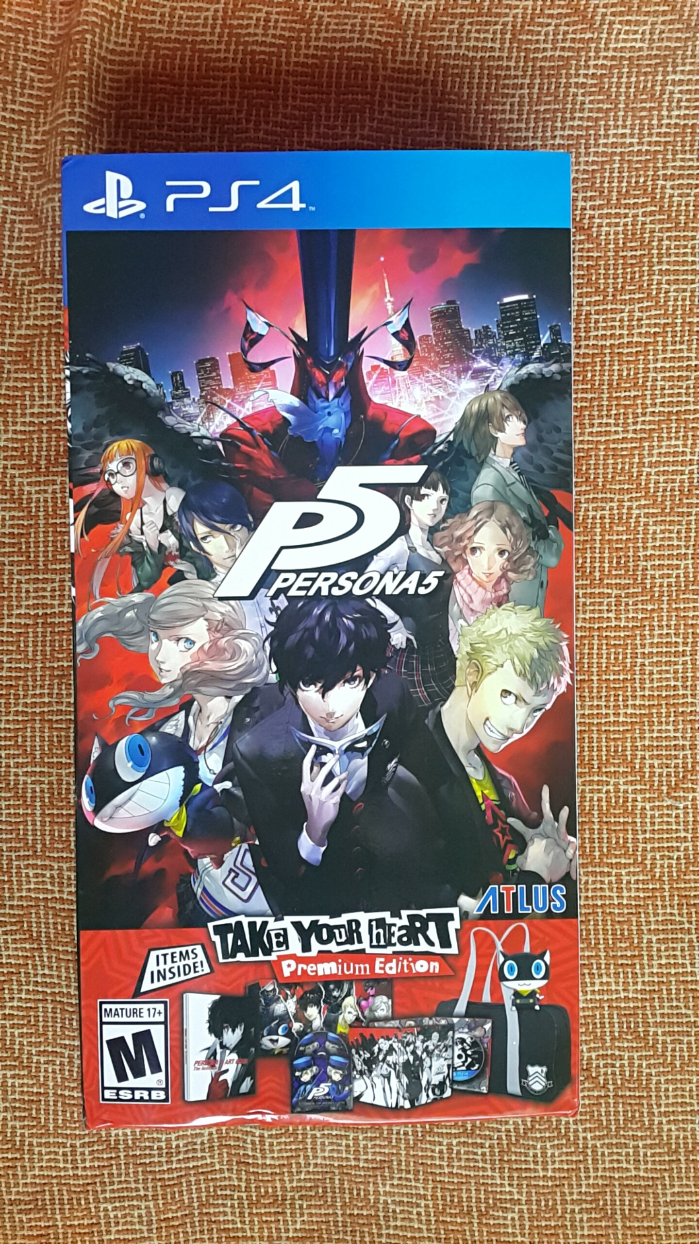 Playstation] Persona 5 |OT| A Thief's Emancipation [Archive