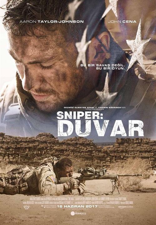 Sniper: Duvar – The Wall (2017) Film İndir