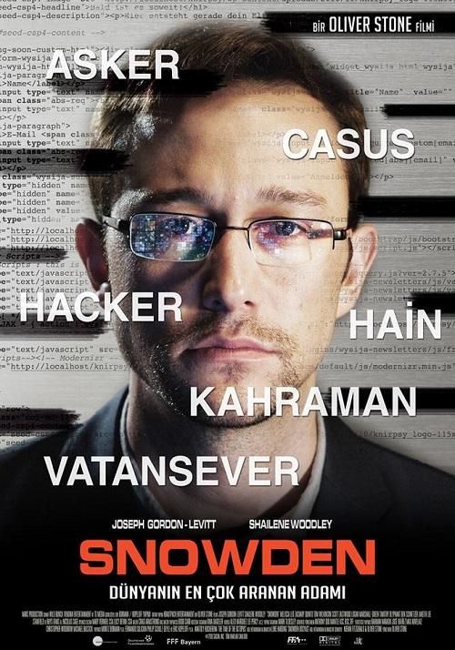 Snowden Film indir
