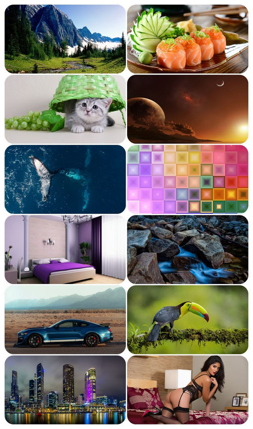 Beautiful Mixed Wallpapers Pack 910