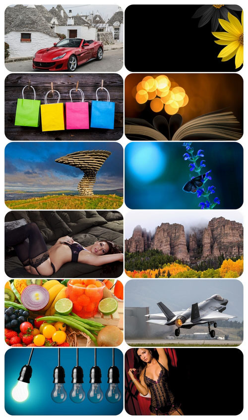 Beautiful Mixed Wallpapers Pack 850