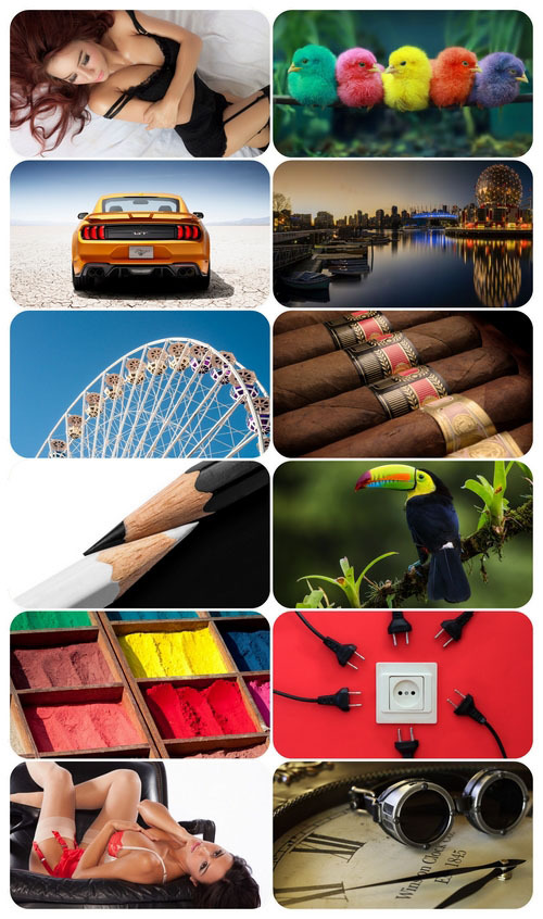 Beautiful Mixed Wallpapers Pack 851