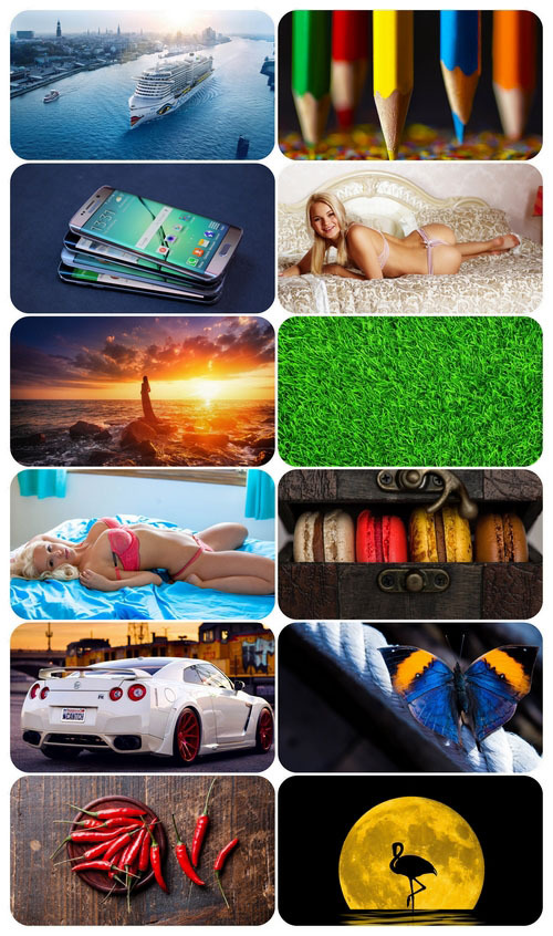 Beautiful Mixed Wallpapers Pack 828