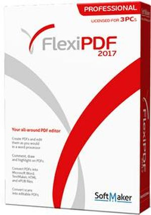 download SoftMaker FlexiPDF 2017 Professional v1.08