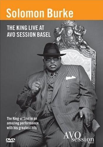 Solomon Burke – The King – Live at Avo Session, Basel (2007) [DVD5]