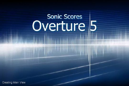 download Sonic Scores Overture v5.5.3.0 (x64)