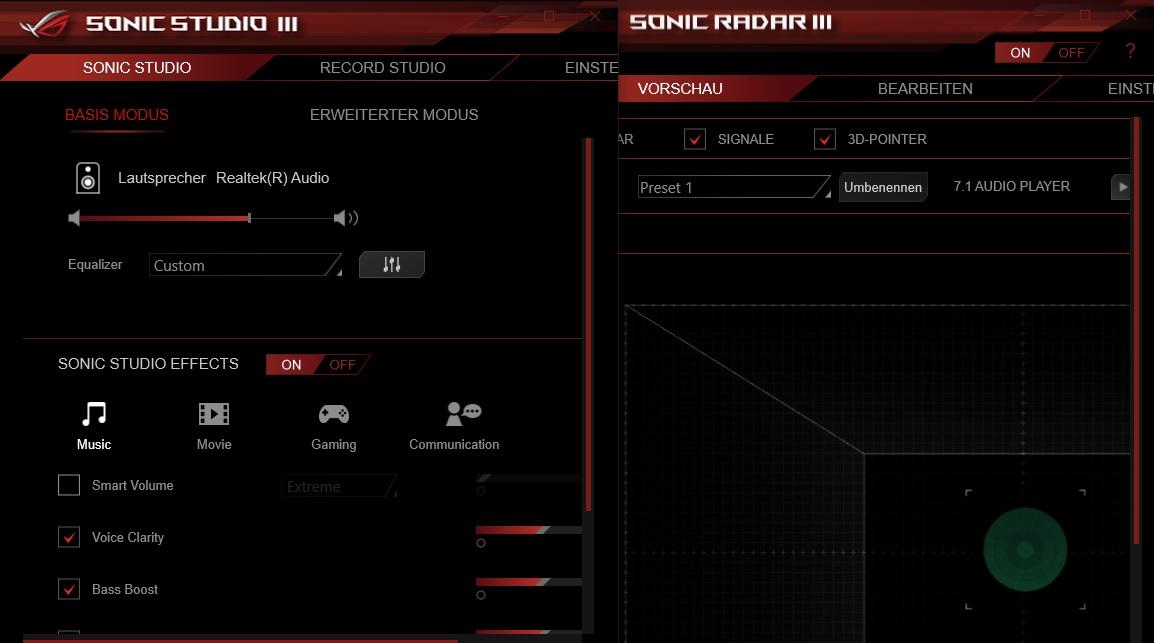 sonicy8jh3 - Soundproblem ROG STRIX B560-F GAMING WIFI