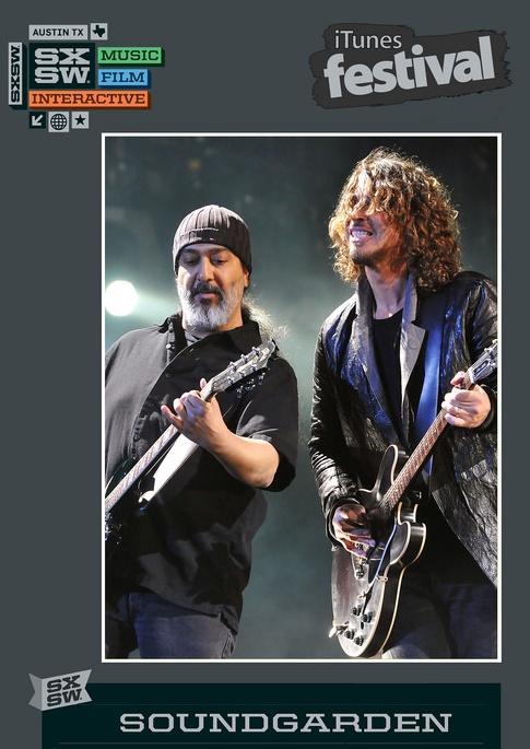 Soundgarden – SXSW iTunes Festival 2014 [HDTV 1080i]