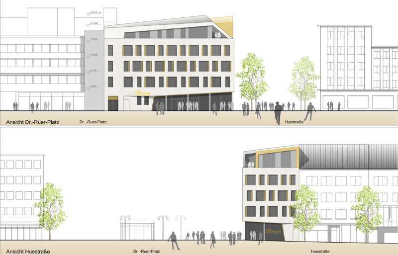Deutsches Architektur-Forum - Einzelnen Beitrag anzeigen - Bochum