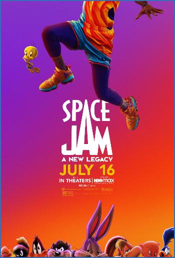 Space Jam A New Legacy 2021 1080p BluRay x264-WiKi