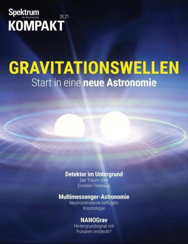Cover: Spektrum der Wissenschaft Kompakt Magazin No 26 vom 05  Juli 2021