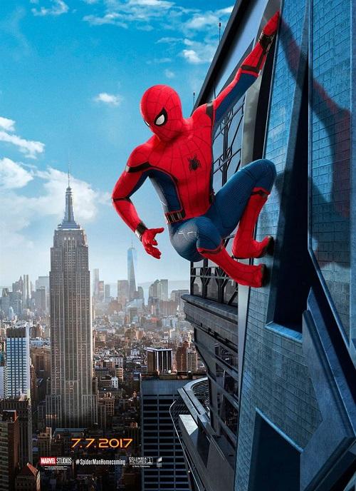 Örümcek-Adam: Eve Dönüş (2017) Film İndir