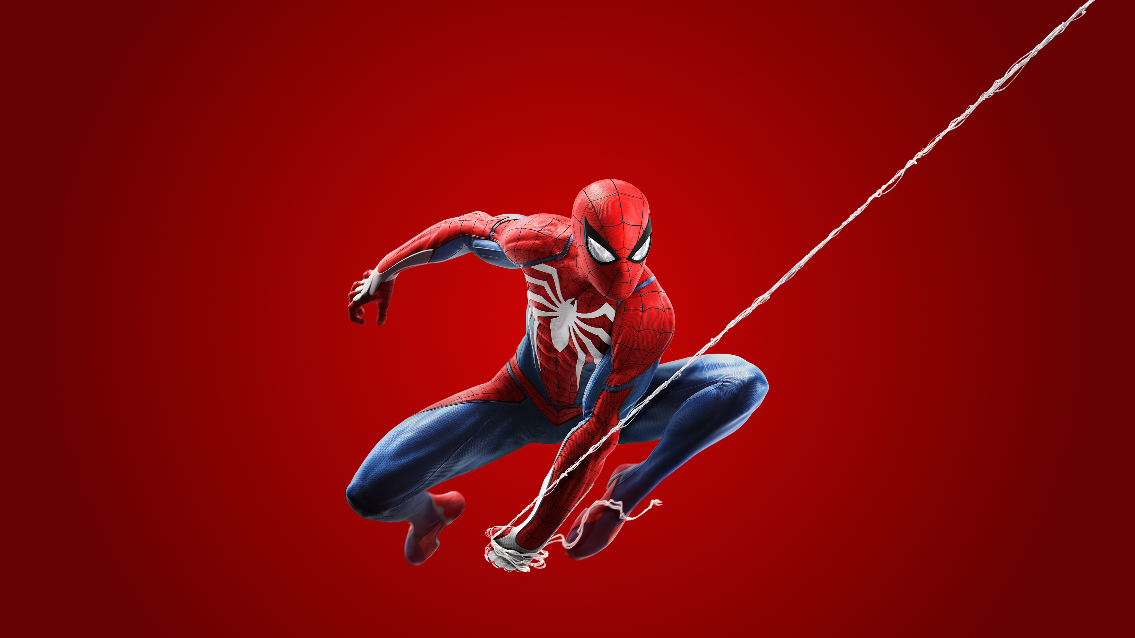 4k wallpaper of spider-man (alternate version in comments