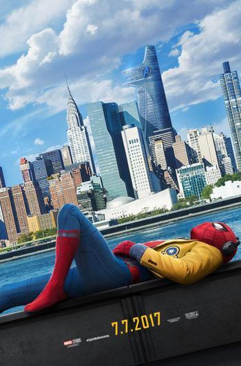 Spider Man Homecoming 2017 BluRay 1080p DTS x264-PRoDJi