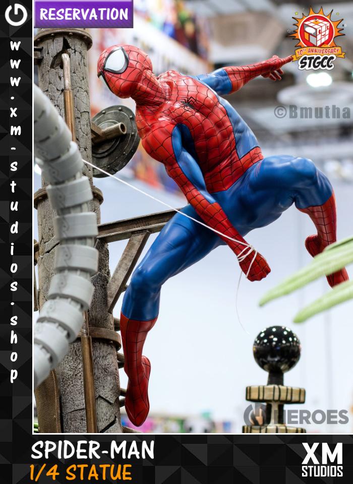 XM Studios : Officiellement distribué en Europe ! - Page 6 Spider4p4oet