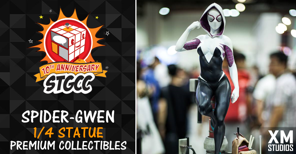 XM Studios: Coverage STGCC 2017 - September 09-10 - Page 2 Spidergwenpss63