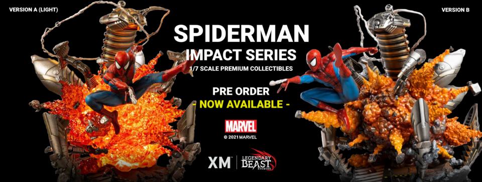 XM Studios : Officiellement distribué en Europe ! - Page 11 Spidermanbanneropen23jrl