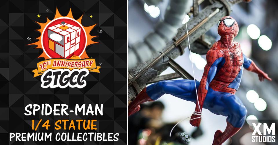 XM Studios: Coverage STGCC 2017 - September 09-10 - Page 2 Spidermank3s71