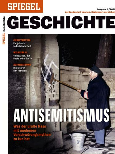 Cover: Spiegel Geschichte Magazin No 03 2021