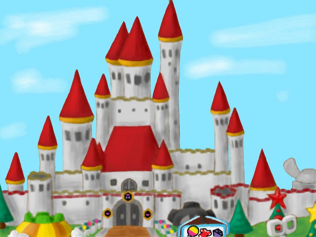 Spielfigurenschloss