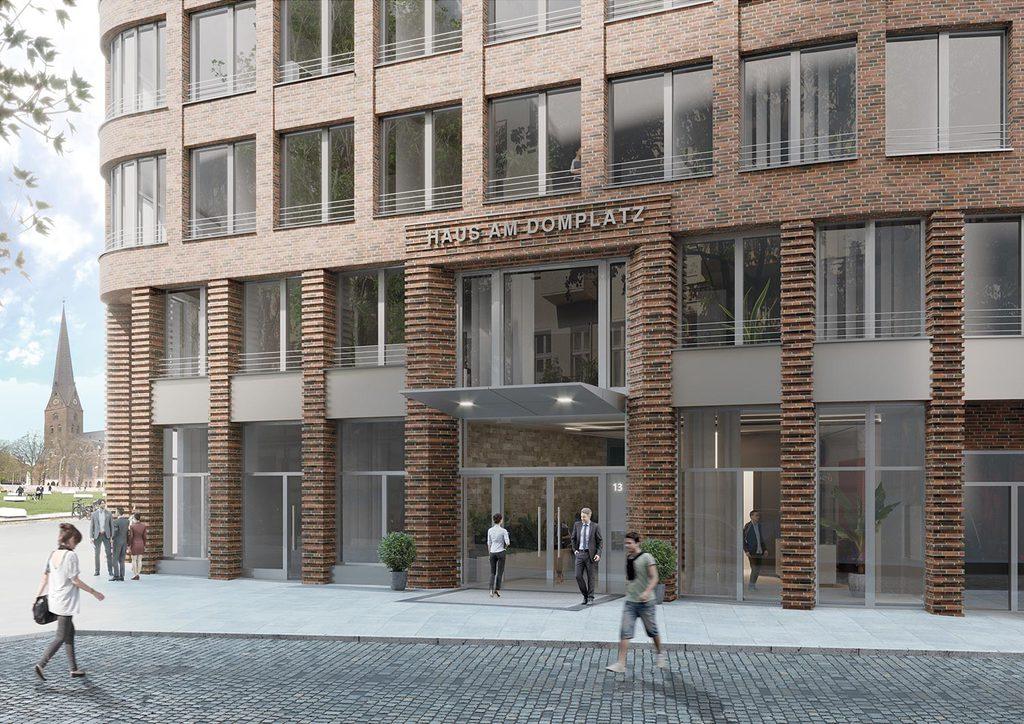 Rund um den domplatz seite 23 deutsches architektur forum - Apb architekten ...