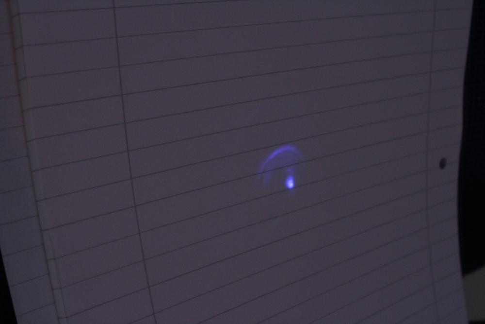 Laserschwelle